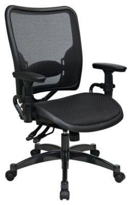 Professional Dual Function Ergonomics AirGrid Seat & Back Chair