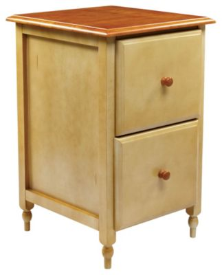 OSP® Designs Country Cottage File Cabinet