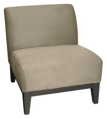 Ave • Six Glen Chair - Stone Microfiber