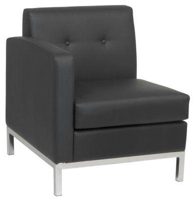 Wall Street Left Arm Chair