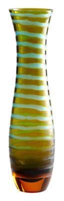 Large Chiseled Vase