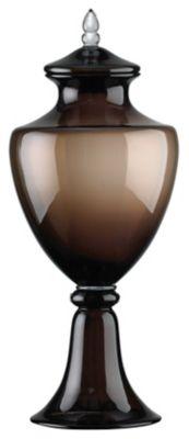 Rio Cocoa Vase with Lid