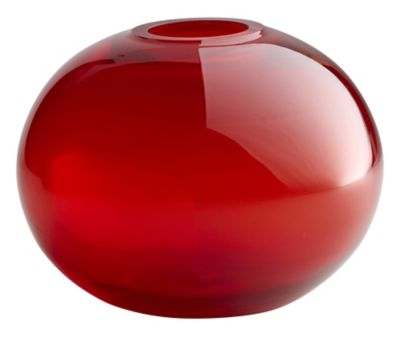 Red Pod Small Vase