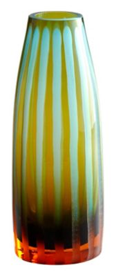 Striped Small Vase