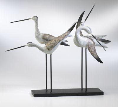 Sandpiper Quartet Sculpture