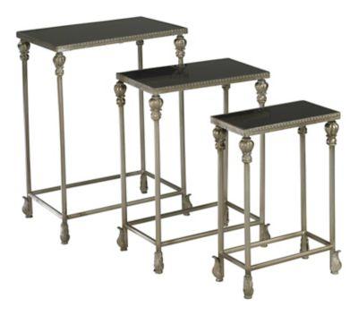 Livingston Nesting Tables-Set of 3