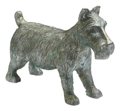 Dog Token Sculpture