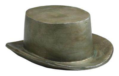Hat Token Sculpture