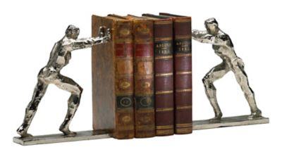 Iron Man Bookends-Set of 2