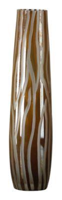 Café Etched Medium Vase