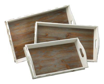 Alder Nesting Trays-Set of 3