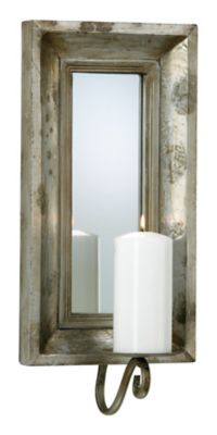 Abelle Candle Mirror Sconce