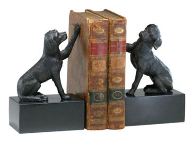 Dog Bookends-Set of 2