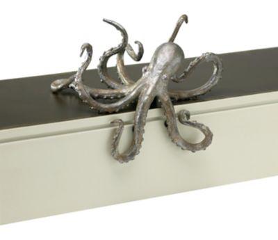 Octopus Shelf Decor