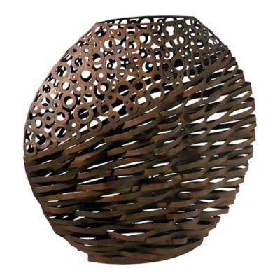 Alicia Small Wire Vase