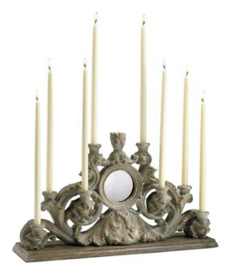 European Candleholder