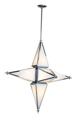 Star Large 6-Light Pendant