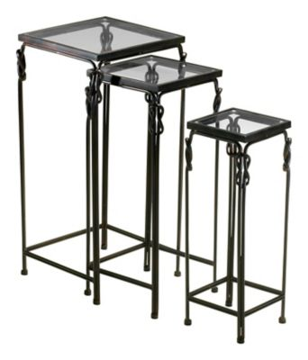Dupont Nesting Tables-Set of 3