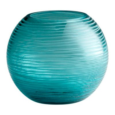 Libra Small Round Vase