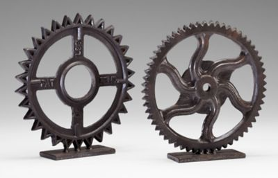 Gear Sculpture