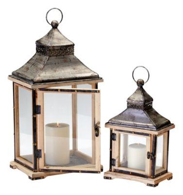 Oxford Lanterns-Set of 2