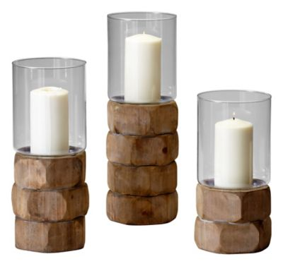 Hex Nut Medium Candleholder