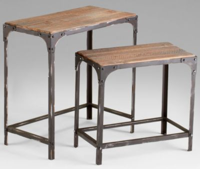 Winslow Nesting Tables-Set of 2