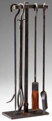 Lincoln Hearth Tools-Set of 5
