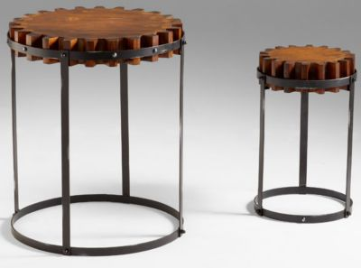 Gear Tables-Set of 2