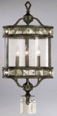 Buckngham 3-Lamp Entry
