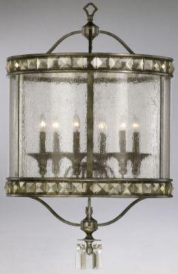 Buckngham 6-Lamp Entry