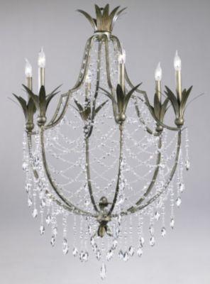 Luciana 6-Lamp Chandelier