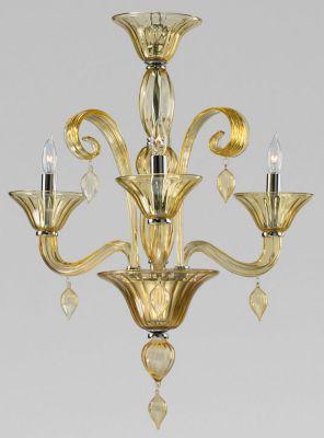 Treviso 3-Lamp Chandelier