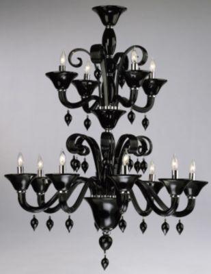 Treviso 12-Lamp Chandelier