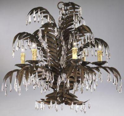 Largo 6-Lamp Chandelier