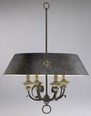 Provence 4-Lamp Pendant