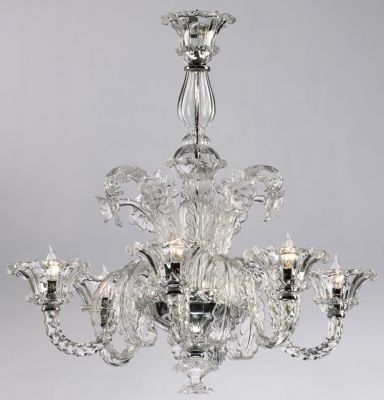 La Scala 6-Lamp Chandelier