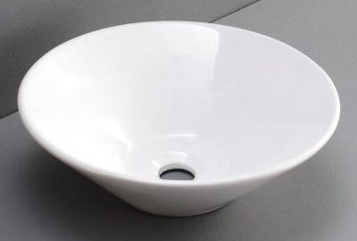Adoni Round, Tapered Ceramic Vessel