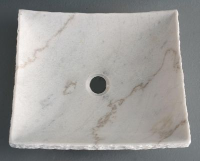 Omega Light Stone Vessel