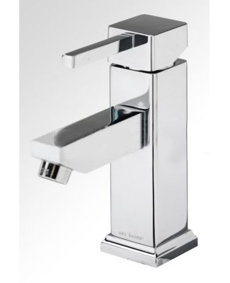 Robo Straight Faucet - Polished Chrome