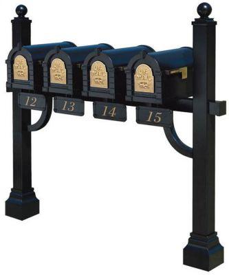 Keystone Series® Quad-Mount Post Set