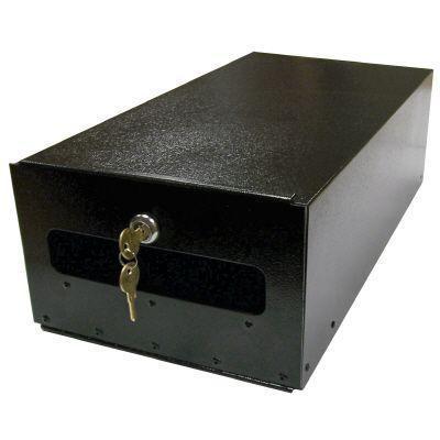 Keystone Series® Mailbox Lockable Insert - Black
