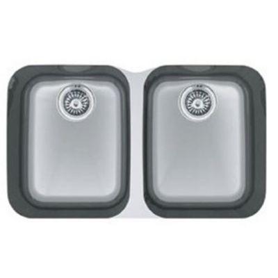 Artisan™ Stainless Undermount Double-Bowl Kitchen Sink