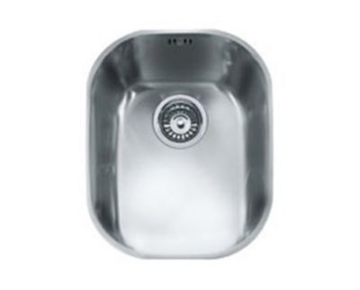 Compact™ Stainless Undermount Single-Bowl Kitchen Sink