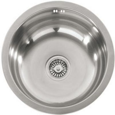 Espirit™ Stainless Top-Mount Single-Bowl Kitchen Sink
