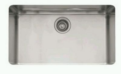Kubus™ Stainless Undermount Single-Bowl Kitchen Sink