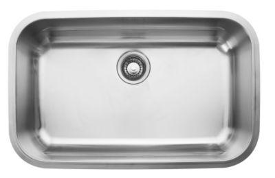 Oceania™ Stainless Undermount Single-Bowl Kitchen Sink