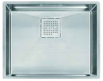Peak Stainless Steel Single Bowl Undermount Sink