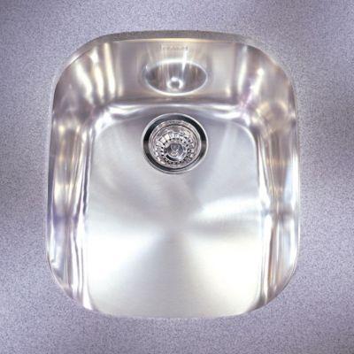 Regatta™ Stainless Undermount Single-Bowl Kitchen Sink