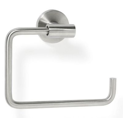 Arrondi™ Towel Holder - Stainless Steel